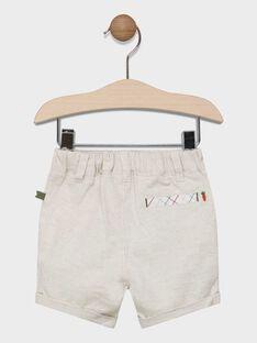 Beigefarbene Bermuda-Shorts für Jungen SADIEGO / 19H1BG31BER080