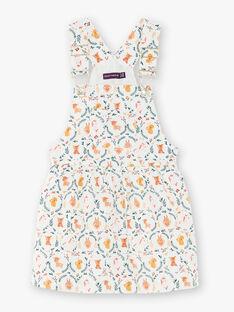 Off white CHASUBLE DRESS VAKLELIA / 20H1BFR1CHS001