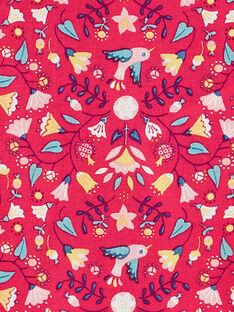 Tanktop mit Blumendruck für Mädchen TIUDETTE / 20E2PFQ1DEBF510