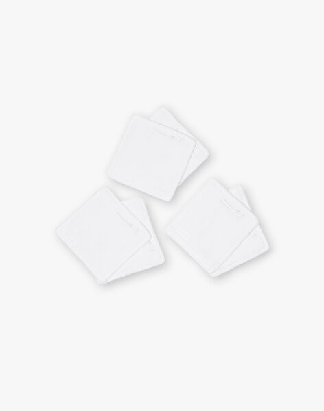 Satz mit 3 Quadraten für Mädchenbabys ZORIANNE / 21E0AFG1ACD301