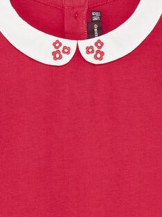 T-shirt Kind Mädchen ZLIMETTE3 / 21E2PFK4TML304