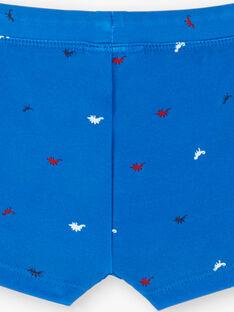 Dinosaurier blau und rot Badeanzug ZYSOLAGE / 21E4PGX1MAIC240