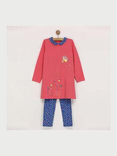 Rosa Nachthemd REJOFETTE / 19E5PF71CHND312