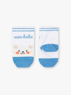 Socken in ecru Farbe Maus ZAKOKO / 21E4BGJ1SOQ000