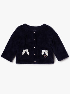 Navy CARDIGAN VARACHEL / 20H1BFY1CAR070