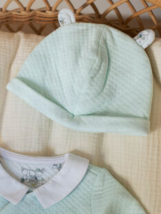 Baby Junge türkis Strampler ZOPAUL B / 21E0NGY1GRE203
