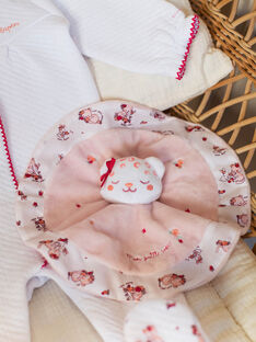 Baby Girl Flat Tröster mit Katze ZOLILY / 21E0AFY1JOU301