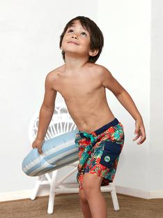 Bedruckte Badeshorts für kleine Jungen TISHORTAGE / 20E4PGI1MAI605