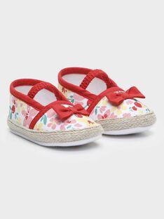 Schuhe Mädchen Sergent Major, aus unserer originellen Kollektion, die die Phantasie von Kindern im Alter von 0 bis 11 Jahren anregen soll. TAMOUR / 20E4BFH1CHO001