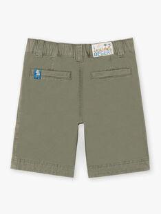 Bermudashorts khaki Junge TOPOAGE / 20E3PGQ2BER604