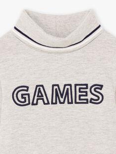 Junge graue Spiele Unterhosen BUZOZAGE1 / 21H3PGF1SPLJ922