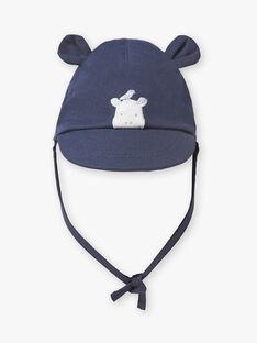 Baby Junge marineblaue Mütze ZAOBE / 21E4BGT1CHAC214