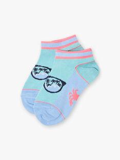 Baby Junge türkis Strand Socken ZOSOCAGE / 21E4PGU1SOB202