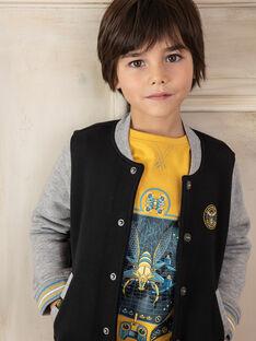 Weste Kind Junge ZAMOAGE / 21E3PG91GIL090