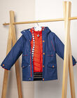 Navy RAIN COAT VACIRAGE / 20H3PG82IMP705