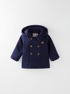 Navy COAT VIGEORGES / 20H1BGI1MAN070