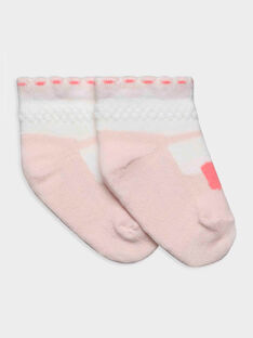 Rosa Socken RYAUDE / 19E0AF11SOQ001