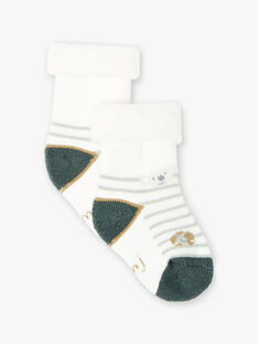 Off white SOCKS ZAALI / 21E4BG72SOQ009