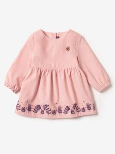 Purple DRESS VAMATHILDE / 20H1BFU2ROB711