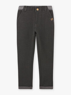 Dark grey PANTS BAMSAGE / 21H3PG23PAN942