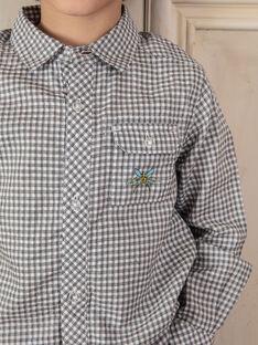 Hemd eines Jungen ZAZAGE / 21E3PG91CHM001