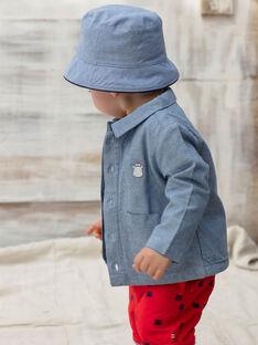 Baby Junge blaue Weste ZAOMAR / 21E1BGT1GILP265