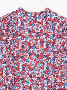 T-shirt Anti-UV Kind Mädchen ZAIJUETTE / 21E4PFR1TUV020
