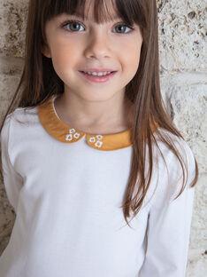 T-shirt Kind Mädchen ZLIMETTE1 / 21E2PFK5TML001