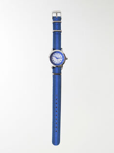 Medium blue WATCH ENZO / 20J7GG11MON208
