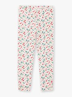 Leggings mit Erdbeerdruck in Hellrosa ZOJUETTE / 21E4PFJ1CAL301