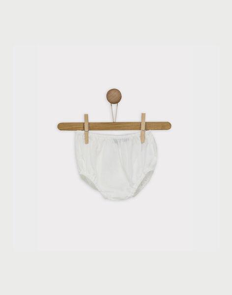 Weißes Kleid RATERESA / 19E1BFP1ROB001