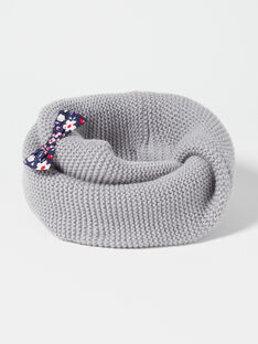 Grey SNOOD VUNAETTE / 20H4PFI1SNOJ920