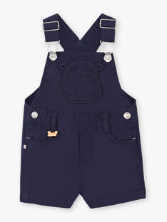 Baby Junge Marineblauer Latzhose ZAOCTAVIO / 21E1BGT1SACC214