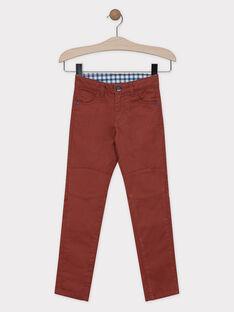 Red pants SAETAGE / 19H3PG21PANF519