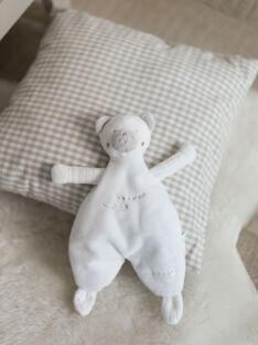 Ecru Teddybär Plüsch Baby Mädchen BOROMAN / 21H0AM41JOU001