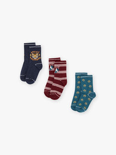 3 Paar passende Socken für Mädchen BUNIAGE / 21H4PGB1LC3715