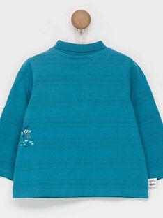 Water blue T-shirt PAJEAN / 18H1BGE1TML213