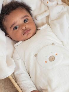 Weißer Babyschlafsack, gemischt BONOEL / 21H0AM41TUR001