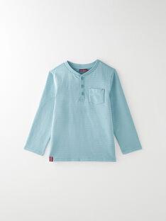 Blue T-SHIRT VUNIAGE 4 / 20H3PGC5TMLC200