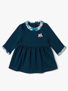 Blue DRESS VAGRACE / 20H1BFL2ROBC235