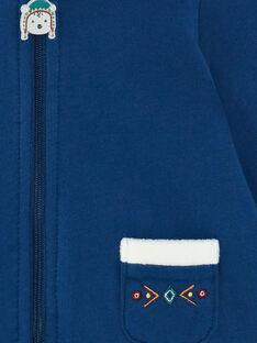 Blue WAISTCOAT VANORTH / 20H1BGU1GIL702