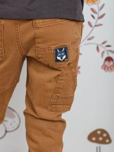 Cargo-Hose Kamel für Jungen BIBIFAGE / 21H3PGJ1PAN804