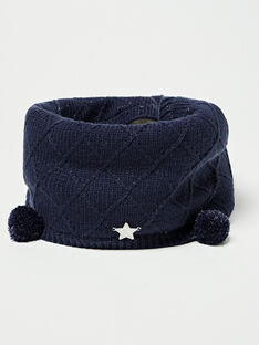 Navy SNOOD VEVAOETTE / 20H4PFJ2SNO705