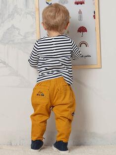 Baby Boy's Senfgelbe Karo-Hose BAFAKEAR / 21H1BG51PANB114