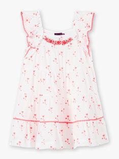 White DRESS ZYPANETTE / 21E2PFU2ROB000