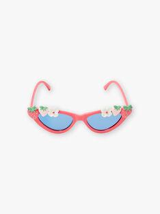 Sonnenbrille rosa Guave Frucht ZOLUNETTE / 21E4PFJ1LUSD323
