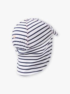 Baby Junge marineblau Hut ZIRENE / 21E4BGR1CHAC214