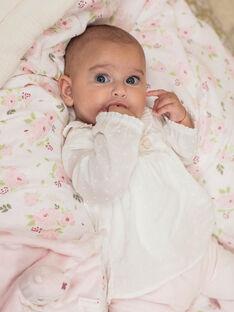 Mädchen-Baby-Body und Blusen-Set BOLISA / 21H0CF42ENS301