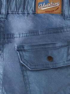 Sky blue PANTS VEGIAGE / 20H3PGL2PANC201