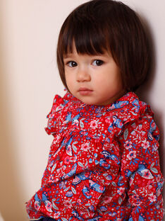 Baby-Mädchen-Set ZAFLORE / 21E1BFB1ENS050